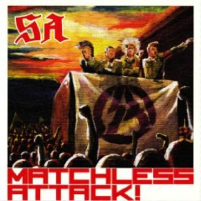 MATCHLESS ATTACK!ジャケット