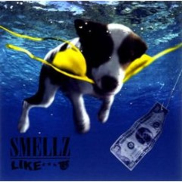SMELLZ LIKE・・・~a tribute to ×××××××~ジャケット