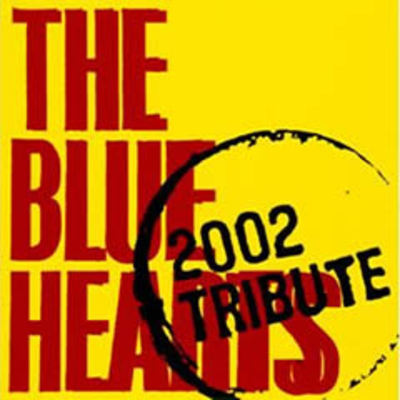 THE BLUE HEARTS 2002 TRIBUTEジャケット
