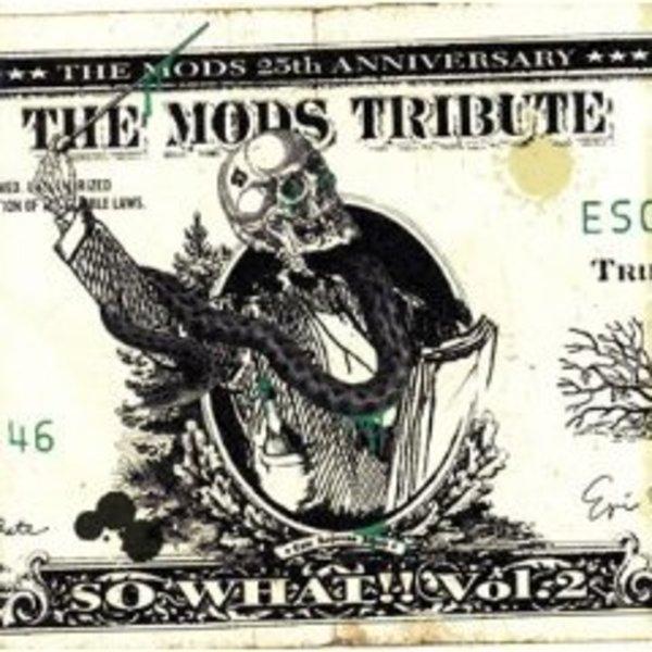 THE MODS TRIBUTEALBUM SO WHAT!! Vol.2ジャケット