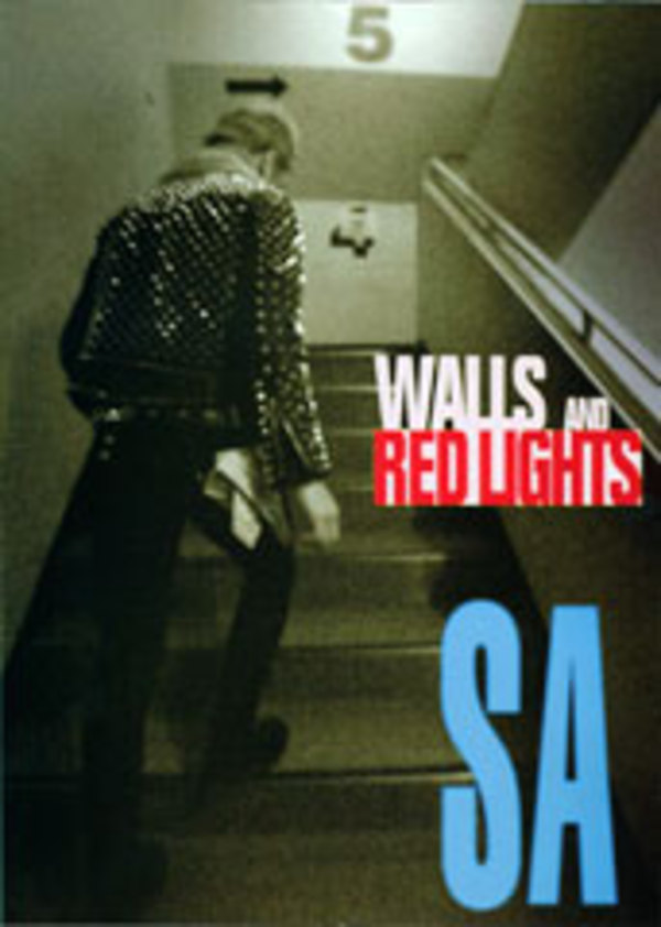 WALLS AND RED LIGHTSジャケット