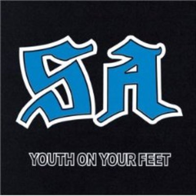 YOUTH ON YOUR FEETジャケット