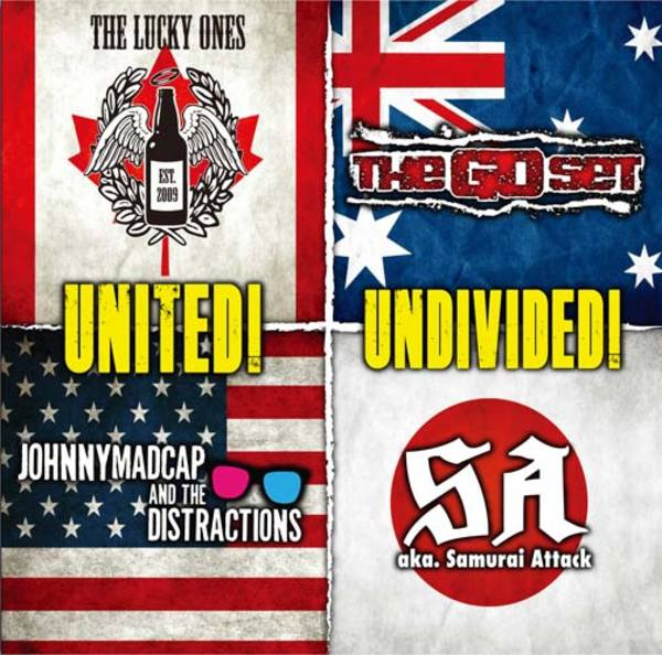 UNITED! UNDIVITED!ジャケット